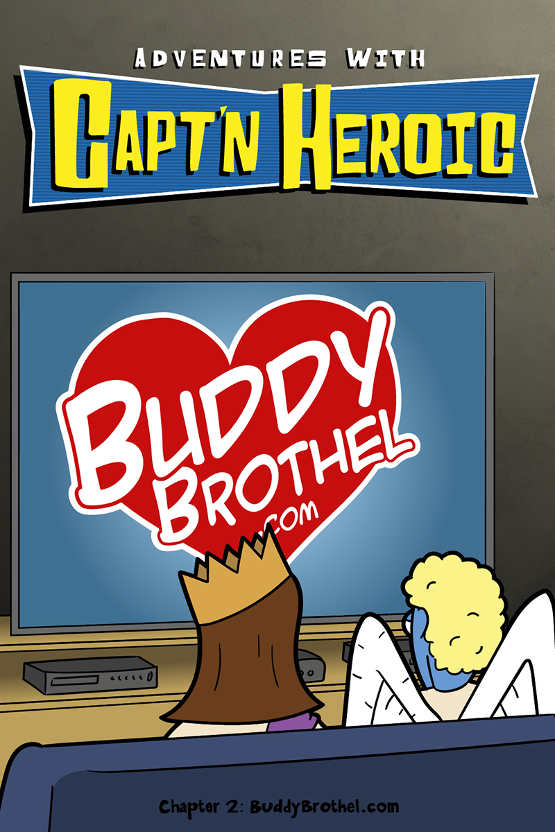 Chapter 2: BuddyBrothel.com (Title Page)